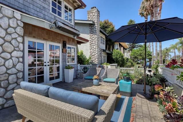 331 Gravilla St, La Jolla, CA 92037 (#210021156) :: SD Luxe Group
