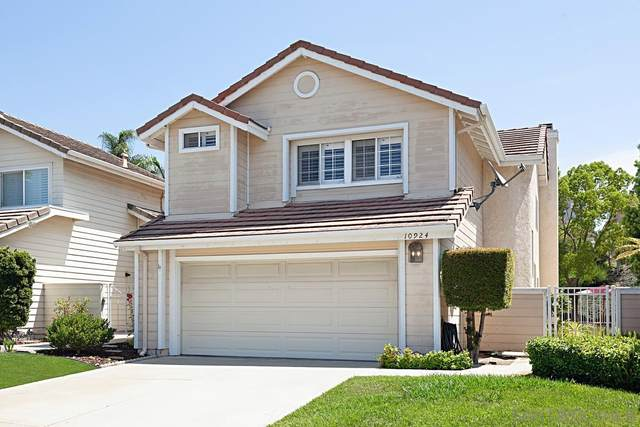 10924 Corte Playa Solana, San Diego, CA 92124 (#210021159) :: Neuman & Neuman Real Estate Inc.