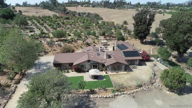 5454 Los Mirlitos, Rancho Santa Fe, CA 92067 (#210021183) :: Neuman & Neuman Real Estate Inc.