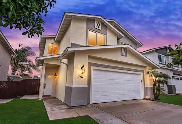 751 Nicholas Lane, El Cajon, CA 92019 (#210021211) :: Neuman & Neuman Real Estate Inc.