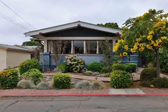 3720 Hawk St, San Diego, CA 92103 (#210021215) :: Neuman & Neuman Real Estate Inc.