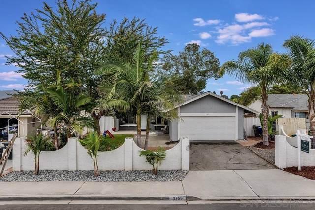 3759 Via De Anza, San Marcos, CA 92078 (#210021217) :: Neuman & Neuman Real Estate Inc.