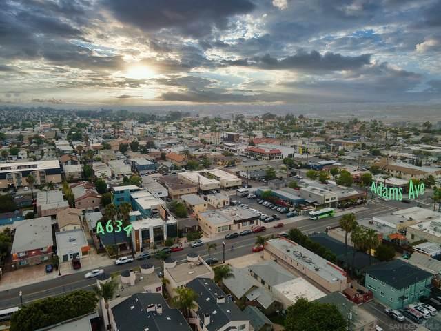 4634 30th St., San Diego, CA 92116 (#210021219) :: Neuman & Neuman Real Estate Inc.