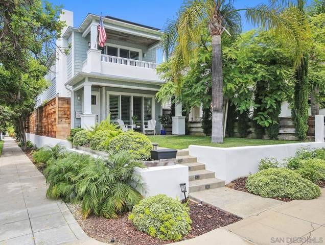 374 D Ave, Coronado, CA 92118 (#210021220) :: SD Luxe Group