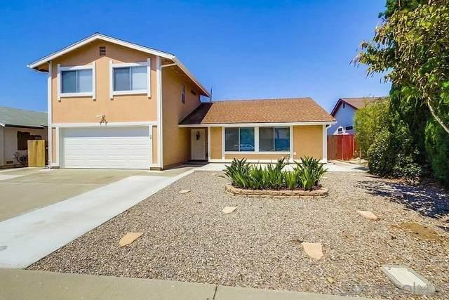 13332 Floral Ave, Poway, CA 92064 (#210021221) :: Neuman & Neuman Real Estate Inc.