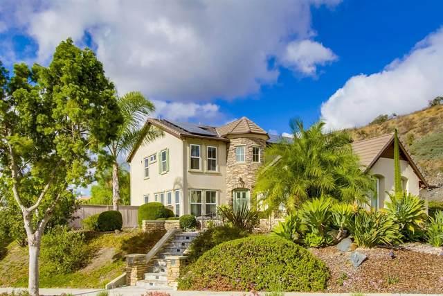 16123 Cayenne Ridge Rd., San Diego, CA 92127 (#210021223) :: Neuman & Neuman Real Estate Inc.