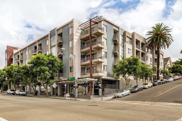 1643 6Th Ave #305, San Diego, CA 92101 (#210021250) :: SD Luxe Group