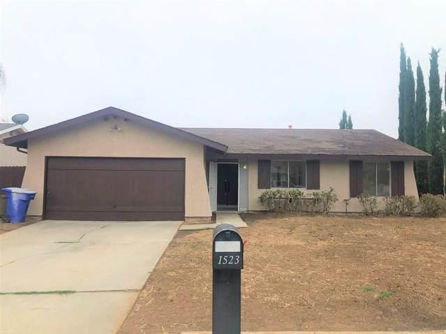 1523 Indian Summer, San Marcos, CA 92069 (#210021267) :: Neuman & Neuman Real Estate Inc.