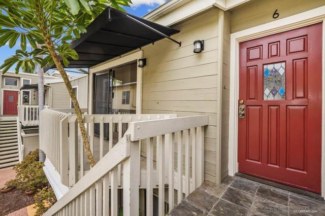 4561 North Ave #6, San Diego, CA 92116 (#210021300) :: Neuman & Neuman Real Estate Inc.