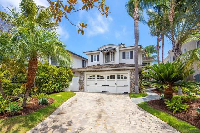 667 Margarita Ave, Coronado, CA 92118 (#210021333) :: Neuman & Neuman Real Estate Inc.
