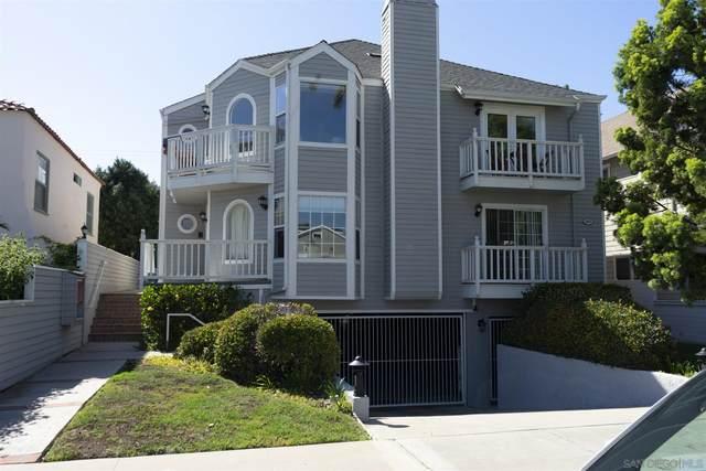 850 C Avenue #3, Coronado, CA 92118 (#210021335) :: Neuman & Neuman Real Estate Inc.