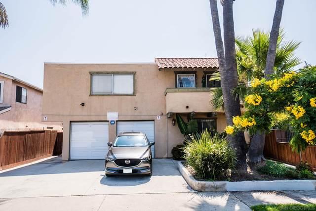 4075 Marlborough Ave #7, San Diego, CA 92105 (#210021344) :: Neuman & Neuman Real Estate Inc.