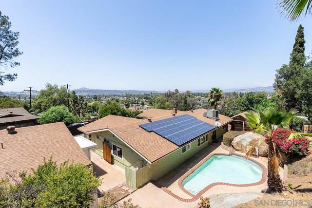 1107 S Mollison Ave, El Cajon, CA 92020 (#210021345) :: Neuman & Neuman Real Estate Inc.