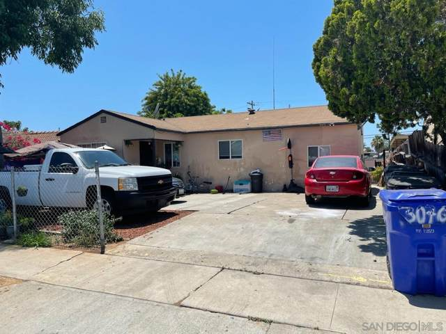 3070-72 44th St, San Diego, CA 92105 (#210021348) :: Neuman & Neuman Real Estate Inc.
