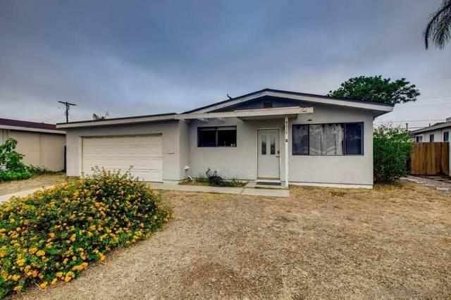 4870 Aberdeen St, San Diego, CA 92117 (#210021362) :: Neuman & Neuman Real Estate Inc.