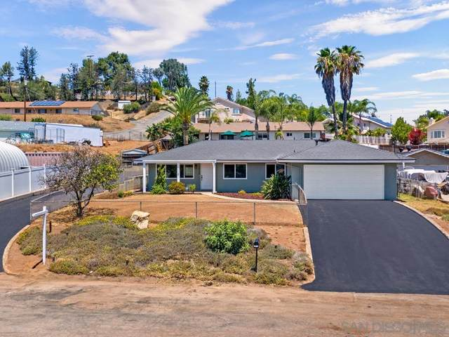 13726 Lyall Pl, Lakeside, CA 92040 (#210021365) :: Compass