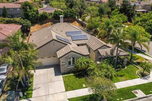 1445 Windchime, Chula Vista, CA 91913 (#210021373) :: Neuman & Neuman Real Estate Inc.