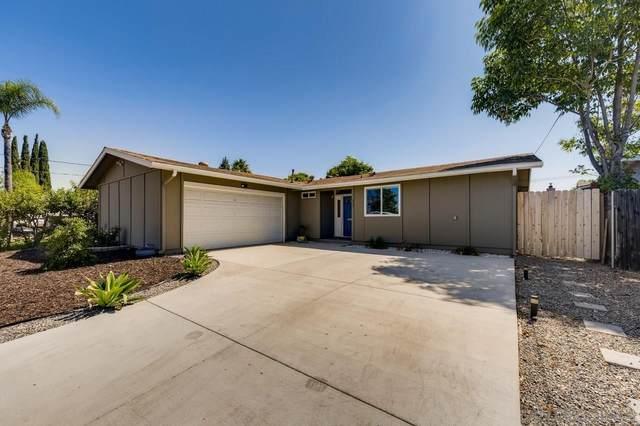 635 Ellen Ln, El Cajon, CA 92019 (#210021428) :: Neuman & Neuman Real Estate Inc.