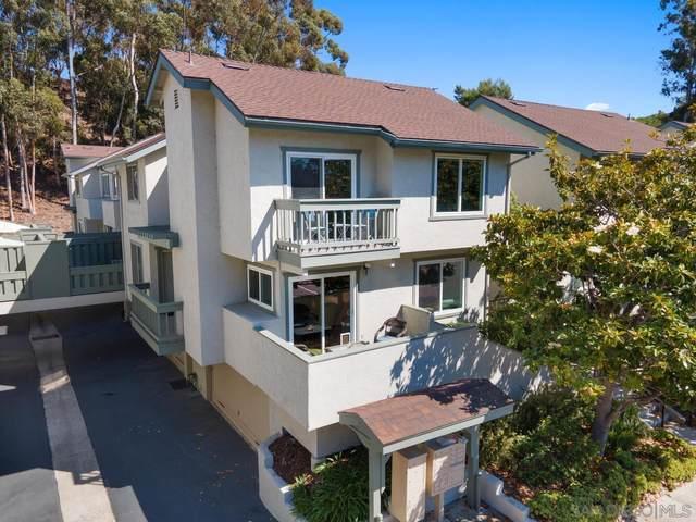 7059 Park Mesa Way #75, San Diego, CA 92111 (#210021441) :: Neuman & Neuman Real Estate Inc.