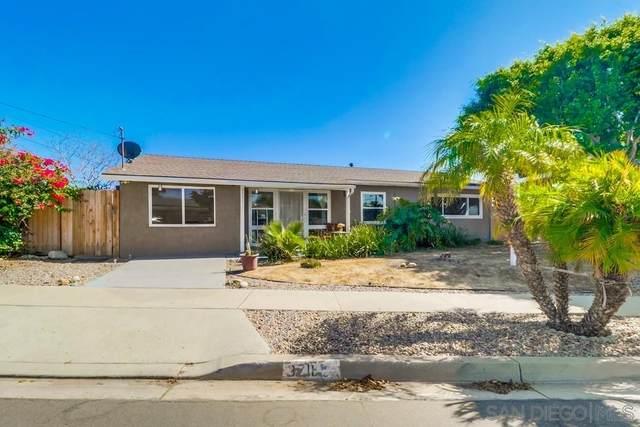 3711 Indian Way, San Diego, CA 92117 (#210021470) :: Neuman & Neuman Real Estate Inc.