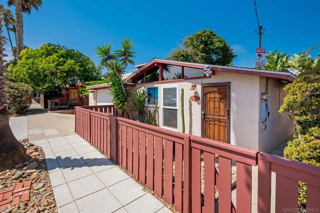 5046-48 Long Branch Ave., San Diego, CA 92107 (#210021494) :: Compass