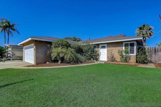 3614 Budd St, San Diego, CA 92111 (#210021495) :: Neuman & Neuman Real Estate Inc.