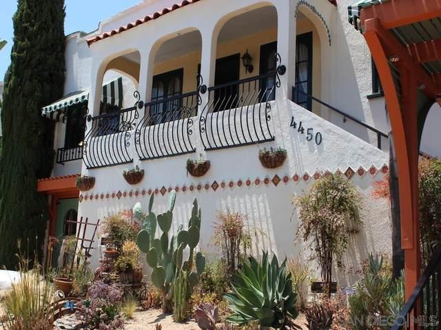 4450 Florida St, San Diego, CA 92116 (#210021503) :: Neuman & Neuman Real Estate Inc.