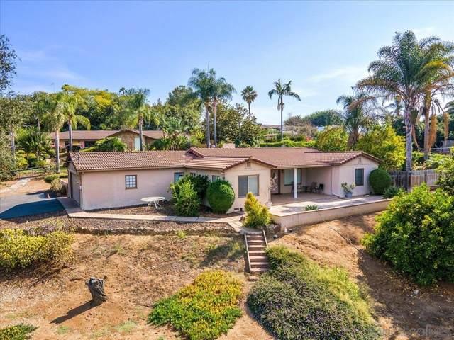 2523 Circle Dr, Escondido, CA 92029 (#210021527) :: Neuman & Neuman Real Estate Inc.