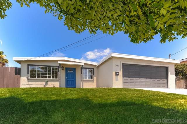 395 Montcalm St., Chula Vista, CA 91911 (#210021538) :: Neuman & Neuman Real Estate Inc.
