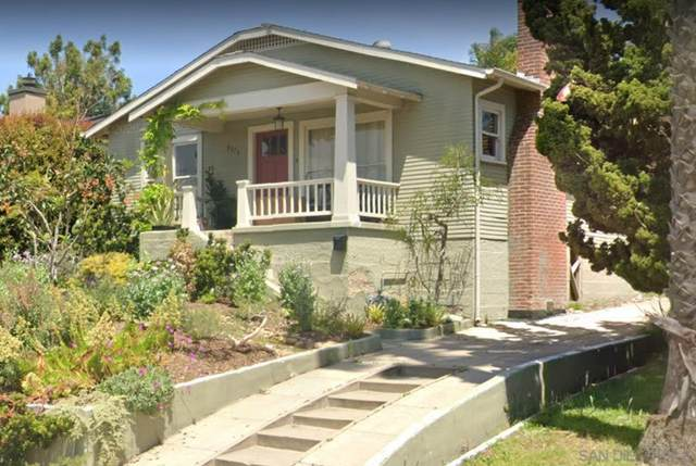 3575 Alabama St, San Diego, CA 92104 (#210021581) :: Neuman & Neuman Real Estate Inc.