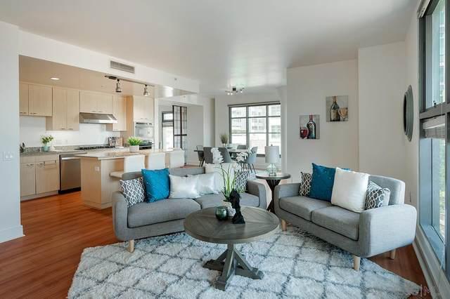 645 Front Street #509, San Diego, CA 92101 (#210021592) :: Neuman & Neuman Real Estate Inc.