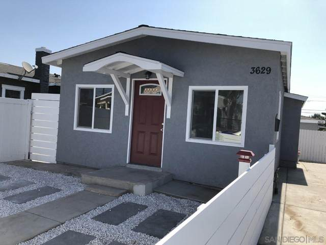 3629-31 47Th St, San Diego, CA 92105 (#210021604) :: Neuman & Neuman Real Estate Inc.