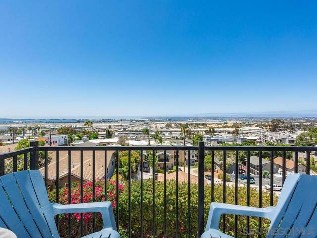 1845 Linwood Street, San Diego, CA 92110 (#210021639) :: Neuman & Neuman Real Estate Inc.