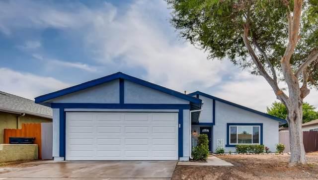 9392 Reagan, San Diego, CA 92126 (#210021655) :: Neuman & Neuman Real Estate Inc.