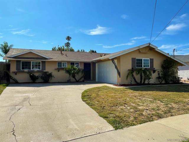 4350 Donald Ave, San Diego, CA 92117 (#210021658) :: Neuman & Neuman Real Estate Inc.