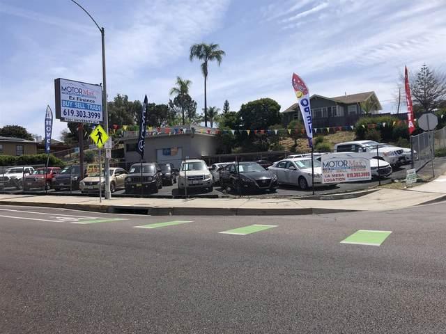 7501 University Ave, La Mesa, CA 91942 (#210021661) :: SunLux Real Estate