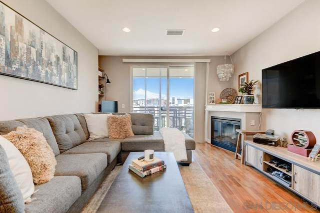 550 Park Blvd #2510, San Diego, CA 92101 (#210021681) :: Wannebo Real Estate Group