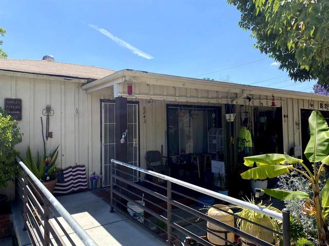8243 Sunset Rd, Lakeside, CA 92040 (#210021685) :: Wannebo Real Estate Group