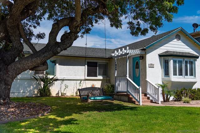 1059 11Th St, Imperial Beach, CA 91932 (#210021689) :: Wannebo Real Estate Group