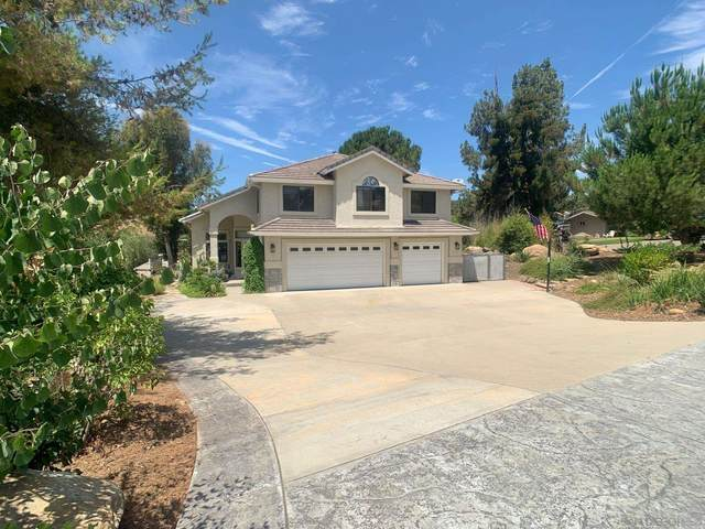 2435 Deland, Alpine, CA 91901 (#210021690) :: Wannebo Real Estate Group