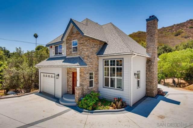210 Frances Dr, El Cajon, CA 92019 (#210021693) :: Neuman & Neuman Real Estate Inc.