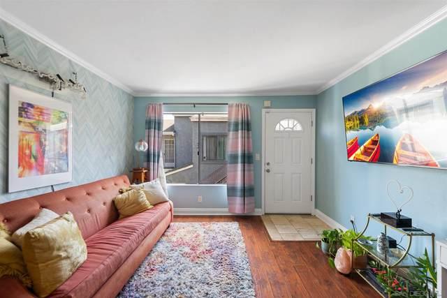 4444 Cherokee Ave #7, San Diego, CA 92116 (#210021696) :: Neuman & Neuman Real Estate Inc.