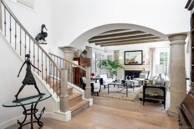 7729 Ivanhoe Ave., La Jolla, CA 92037 (#210021697) :: Neuman & Neuman Real Estate Inc.