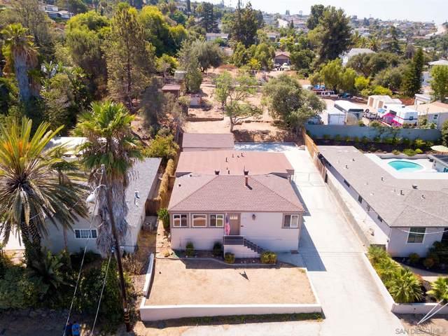 7887 Grape St, La Mesa, CA 91941 (#210021734) :: SunLux Real Estate