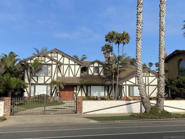 1153 Sunset Cliffs Blvd, San Diego, CA 92107 (#210021757) :: Compass