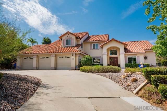 477 Summerhill View, Alpine, CA 91901 (#210021766) :: Neuman & Neuman Real Estate Inc.