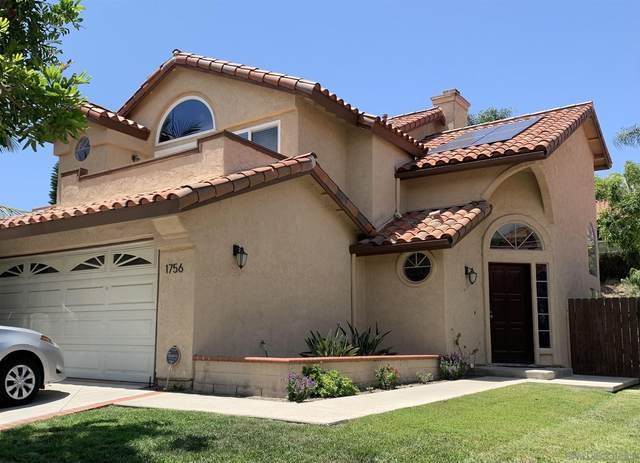 1756 Avenida Segovia, Oceanside, CA 92056 (#210021767) :: Neuman & Neuman Real Estate Inc.