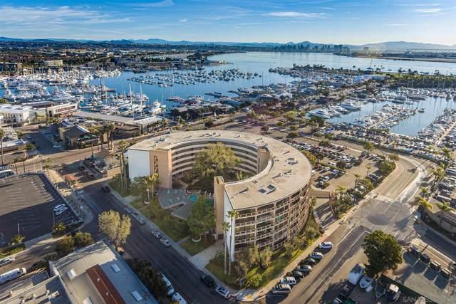 1150 Anchorage Ln #602, San Diego, CA 92106 (#210021772) :: Compass