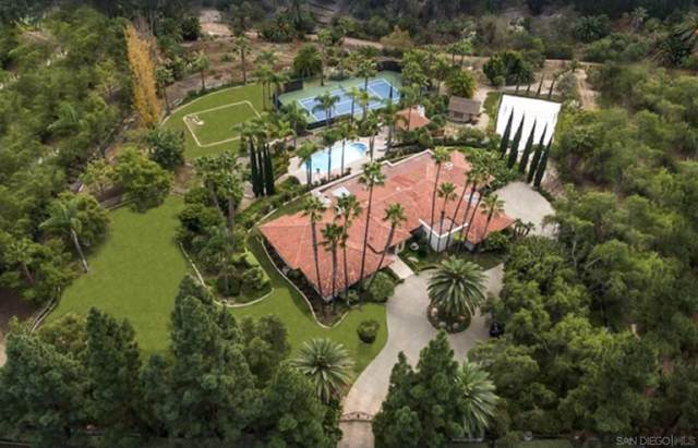 7045 El Vuelo Del Este, Rancho Santa Fe, CA 92067 (#210021789) :: SD Luxe Group