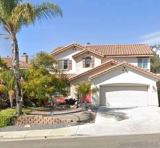 804 Avenida Abeja, San Marcos, CA 92069 (#210021817) :: Neuman & Neuman Real Estate Inc.